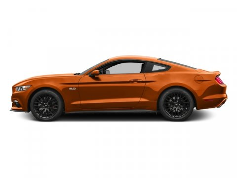 2016 Ford Mustang 1 Competition Orange V8 50 L Manual 3 miles Equipment Group 400A GT Perfor