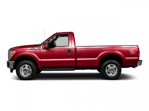 2016 Ford Super Duty F-250 SRW Race Red V8 62 L Automatic 3 miles You know your business and