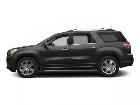 2016 GMC Acadia Denali Iridium Metallic V6 36L Automatic 5 miles The GMC Acadia personifies a