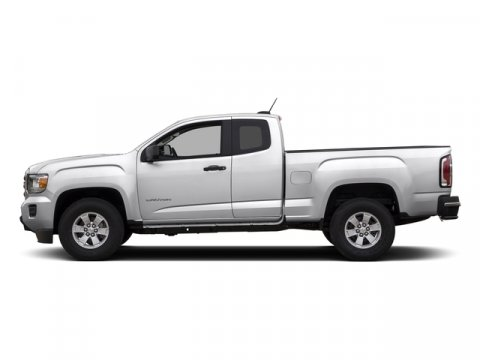 2016 GMC Canyon 2WD Summit White V6 36L Automatic 0 miles  50-STATE EMISSIONS  REAR AXLE - 3