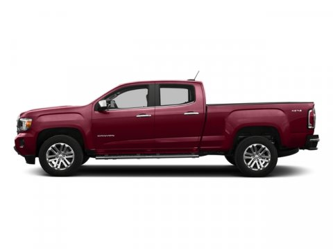 2016 GMC Canyon 4WD SLT Copper Red MetallicJET BLK LEATHER-APPOINTED V6 36L Automatic 2 miles