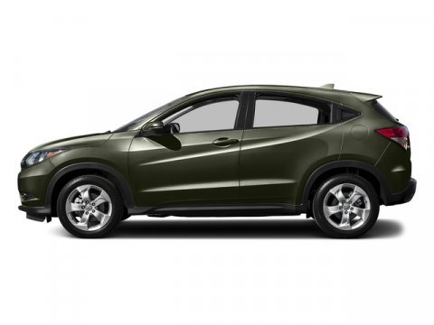 2016 Honda HR-V EX Misty Green PearlBlack V4 18 L Variable 0 miles  Front Wheel Drive  Power