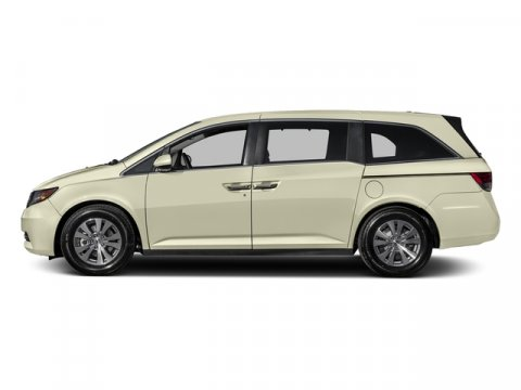 2016 Honda Odyssey EX-L White Diamond PearlTRUFFLE V6 35 L Automatic 0 miles  Front Wheel Dri