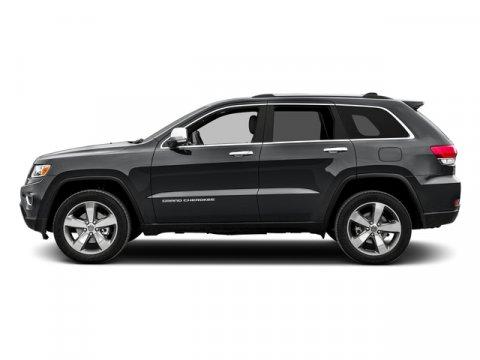 2016 Jeep Grand Cherokee High Altitude Granite Crystal Metallic ClearcoatBlack V6 36 L Automati