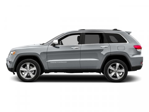 2016 Jeep Grand Cherokee Limited 75th Anniversary Billet Silver Metallic ClearcoatBlack V6 36 L
