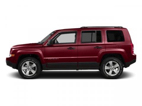 2016 Jeep Patriot High Altitude Edition Deep Cherry Red Crystal PearlcoatLt Pebble BeigeDk Slate