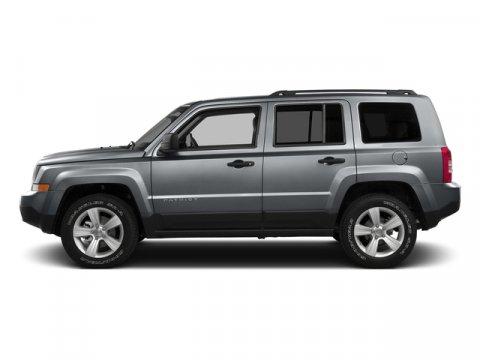 2016 Jeep Patriot Sport Billet Silver Metallic ClearcoatDark Slate Gray V4 24 L Automatic 0 mi
