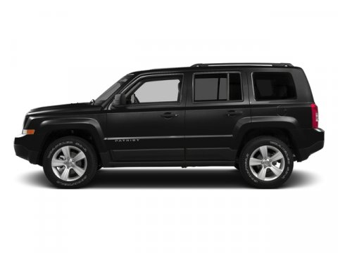 2016 Jeep Patriot Latitude Black ClearcoatDark Slate Gray V4 24 L Automatic 0 miles ENGINE 2