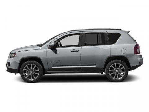 2016 Jeep Compass Sport Billet Silver Metallic ClearcoatDark Slate Gray V4 24 L Automatic 0 mi