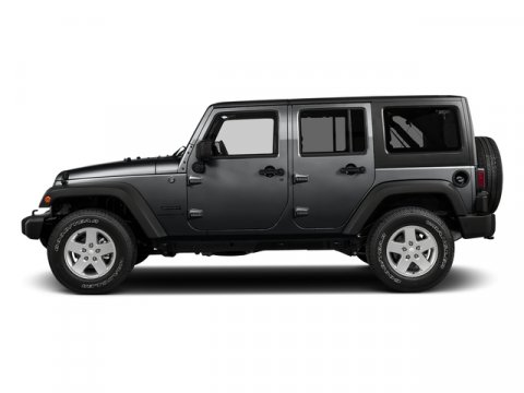 2016 Jeep Wrangler Unlimited Sport Granite Crystal Metallic ClearcoatBlack V6 36 L Automatic 0