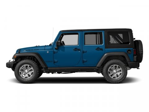 2016 Jeep Wrangler Unlimited Hydro Blue PearlcoatPastel Pebble Beige V6 36 L  0 miles Four Wh