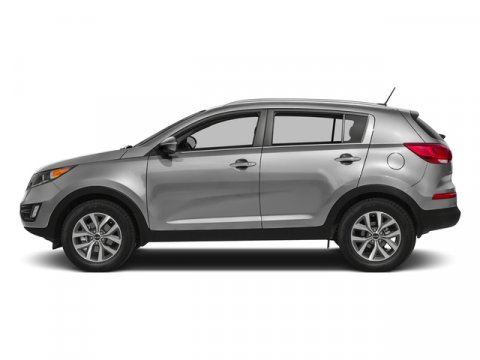 2016 Kia Sportage EX Mineral SilverAlpine Gray V4 24 L Automatic 6 miles Good things come in