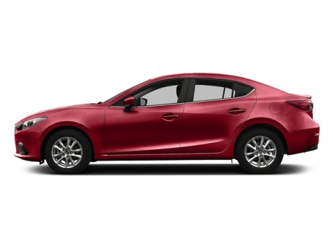 2016 Mazda Mazda3 i Touring Soul Red MetallicBlack V4 20 L Automatic 10 miles In the world of