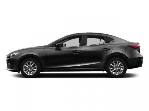 2016 Mazda Mazda3 i Grand Touring Jet Black MicaBlack V4 20 L Manual 10 miles In the world of