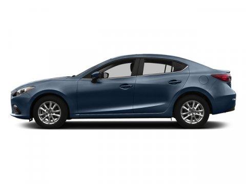 2016 Mazda Mazda3 s Touring Deep Crystal Blue MicaBlack V4 25 L Automatic 10 miles  WHEEL LOC