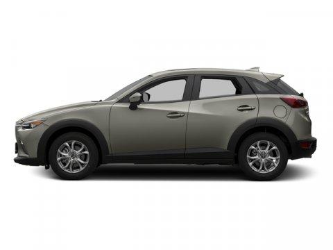 2016 Mazda CX-3 Grand Touring Ceramic Silver MetallicBlack V4 20 L Automatic 10 miles  Telema