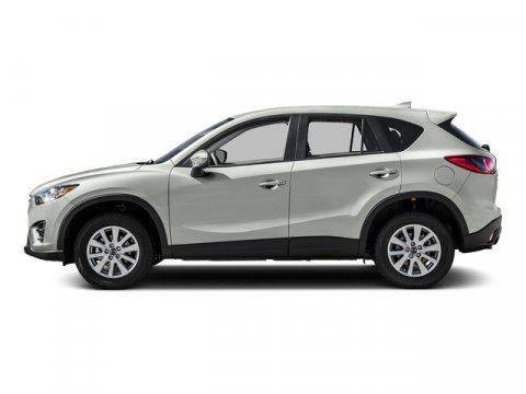 2016 Mazda CX-5 Touring Crystal White Pearl MicaBlack V4 25 L Automatic 10 miles Introducing