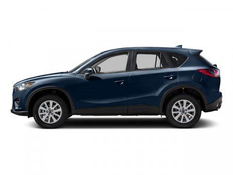 2016 Mazda CX-5 Touring Blue Reflex MicaBlack V4 25 L Automatic 10 miles  BLACK CLOTH SEAT TR