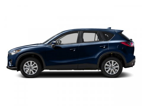 2016 Mazda CX-5 Grand Touring Deep Crystal Blue MicaParchment V4 25 L Automatic 10 miles Intr