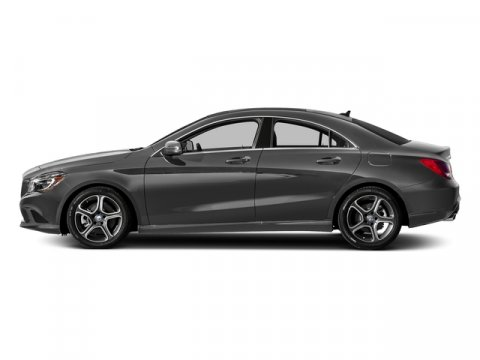 2016 Mercedes CLA250 Mountain Gray MetallicBlack Mb-Tex V4 20 L Automatic 4 miles The Concept