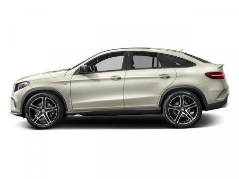 2016 Mercedes GLE450 AMG 4MATIC Polar WhiteBlack Leather V6 30 L Automatic 6 miles Sleek sen