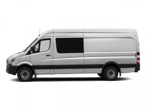 2016 Mercedes Sprinter Crew Van RWD 2500 170 Arctic WhiteTunja Black V4 21 L Automatic 7 miles