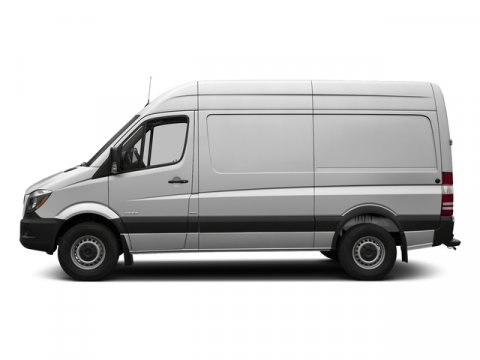 2016 Mercedes Sprinter Cargo Van RWD 2500 144 Arctic WhiteTunja Black V4 21 L Automatic 0 mile