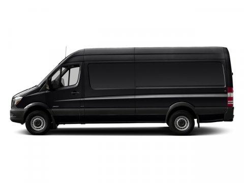 2016 Mercedes Sprinter Cargo Van RWD 2500 170 Jet BlackLeatherette Bla V6 30 L Automatic 39 mi