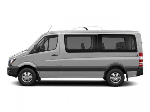 2016 Mercedes Sprinter Passenger Van RWD 2500 144 Arctic WhiteTunja Black V4 21 L Automatic 72