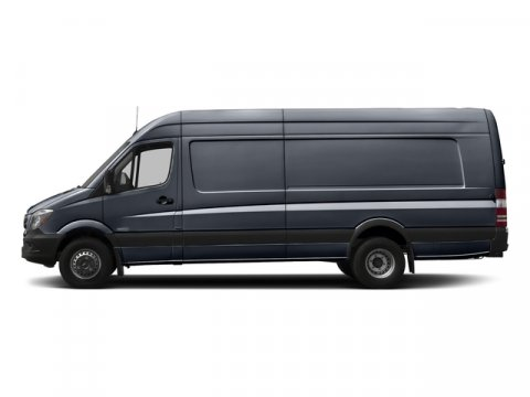 2016 Mercedes Sprinter Cargo Van RWD 3500 170 EXT Graphite GrayLeatherette Bla V6 30 L Automati