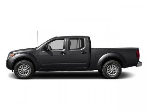 2016 Nissan Frontier SV Magnetic Black V6 40 L Automatic 0 miles  A93 BED LINERTRAILER HIT