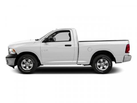 2016 Ram 1500 Regular Cab Tradesman Bright White Clearcoat V6 36 L Automatic 1 miles Rebates