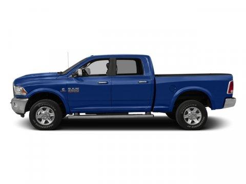 2016 Ram 2500 Blue Streak Pearlcoat V6 67 L Automatic 1 miles  Transmission 6-Speed Automati