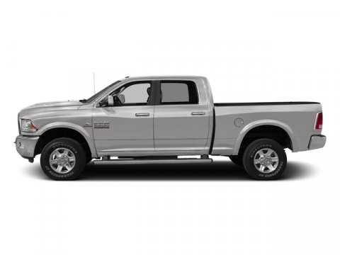 2016 Ram 2500 Power Wagon Bright Silver Metallic ClearcoatCLOTH V8 64 L Automatic 10 miles If