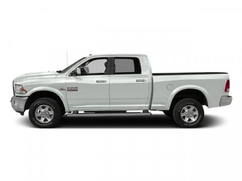 2016 Ram 2500 Tradesman Bright White Clearcoat V8 64 L Automatic 1 miles  Transmission 6-Spe