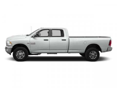 2016 Ram 3500 Bright White Clearcoat V8 64 L Automatic 1 miles  Transmission 6-Speed Automat
