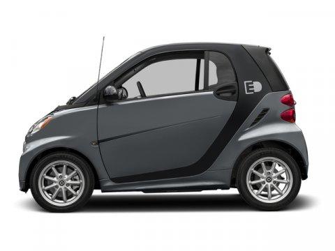 2016 smart fortwo electric drive Passion Gray MatteBlack V 00 Automatic 14 miles  WHEELS 15