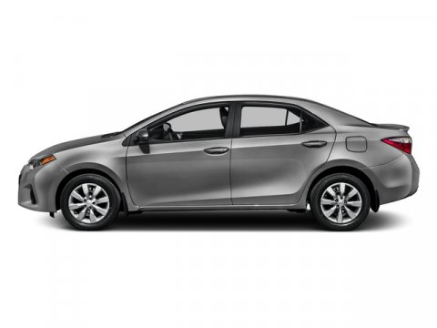 2016 Toyota Corolla S Plus Classic Silver MetallicFd22Black V4 18 L Variable 8 miles  BODY P