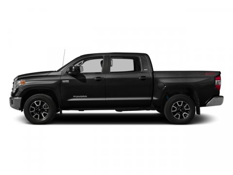 2016 Toyota Tundra SR5 BlackGraphite V8 57 L Automatic 28 miles  Four Wheel Drive  Tow Hitch