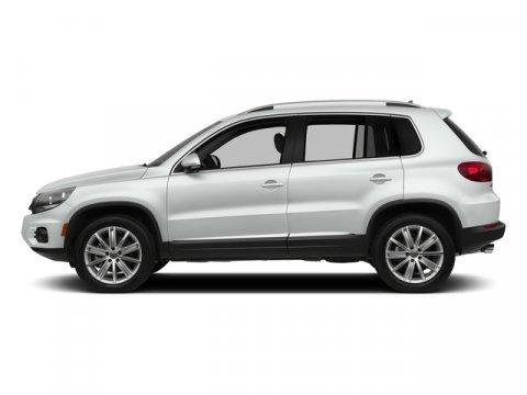 2016 Volkswagen Tiguan SE Pure WhiteBeige V4 20 L Automatic 1 miles ROADSIDE ASSISTANCE KIT -