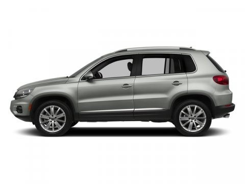 2016 Volkswagen Tiguan SE Reflex Silver Metallic V4 20 L Automatic 19 miles The Tiguan is eve