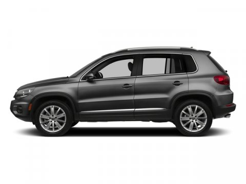2016 Volkswagen Tiguan S Panther Gray Metallic V4 20 L Automatic 10 miles This Panther Gray M