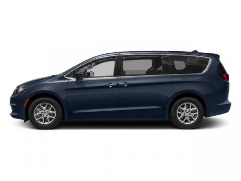 2017 Chrysler Pacifica Touring-L Jazz Blue PearlcoatBlackAlloy V6 36 L Automatic 0 miles Fro