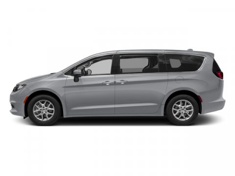 2017 Chrysler Pacifica Touring-L Billet Silver Metallic ClearcoatBlackAlloy V6 36 L Automatic