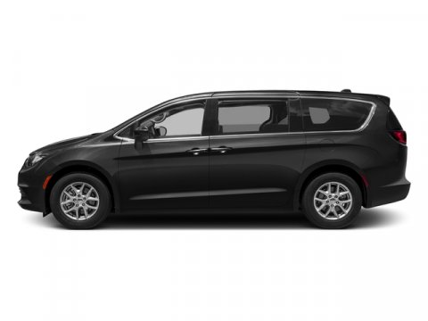 2017 Chrysler Pacifica LX Brilliant Black Crystal PearlcoatCognacAlloyToffee V6 36 L Automati