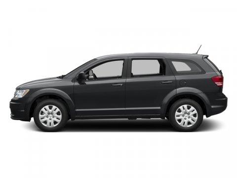 2017 Dodge Journey SE Granite PearlcoatBlack V4 24 L Automatic 0 miles Front Wheel Drive Pow