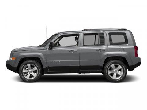 2017 Jeep Patriot Sport Billet Silver Metallic ClearcoatDark Slate Gray V4 24 L Automatic 0 mi