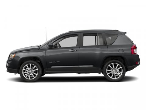 2017 Jeep Compass Sport Granite Crystal Metallic ClearcoatDark Slate Gray V4 20 L Variable 0 m