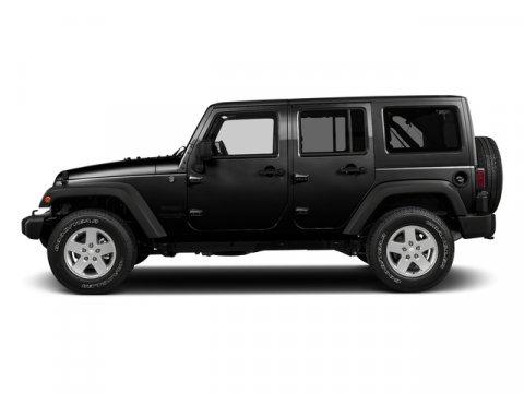 2017 Jeep Wrangler Unlimited Sport Black ClearcoatBlack V6 36 L Automatic 0 miles BLACK 3-PIE