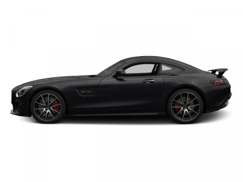 2017 Mercedes-AMG GT S Coupe BlackBlack Exclsv Np V8 40 L Automatic 16 miles Handcrafted AMG
